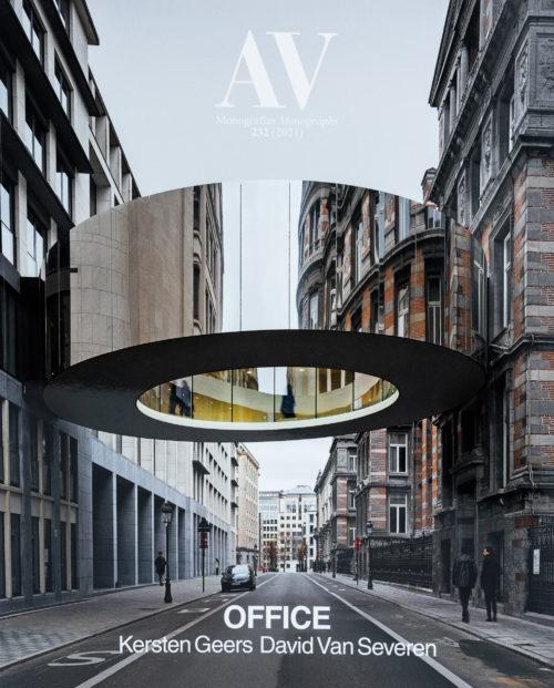 Kersten Geers, David Van Severen, AV Monographs 232 : Office