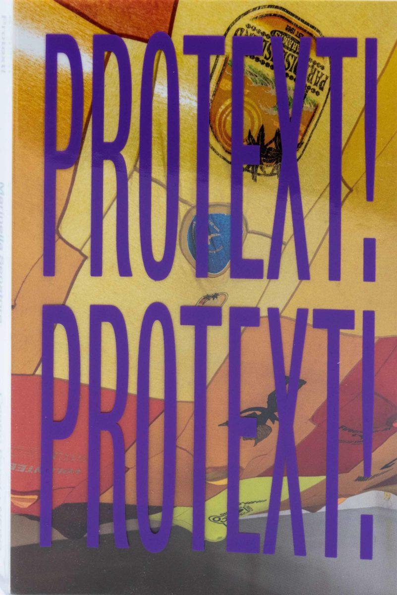 Centro Pecci, Protext! When fabric becomes a manifesto