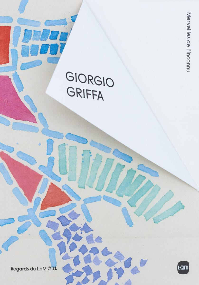 Giorgio Griffa, Merveilles de l'inconnu