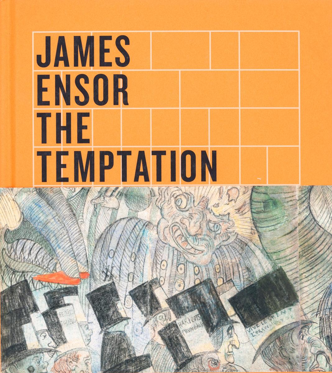 James Ensor, The Temptation