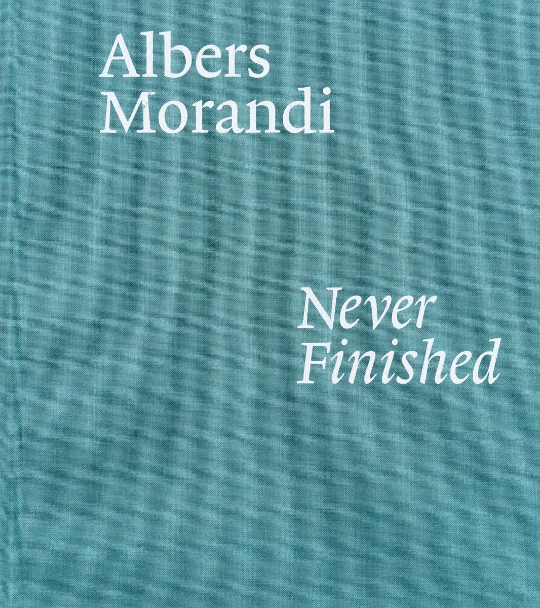 Albers & Morandi, Never Finished