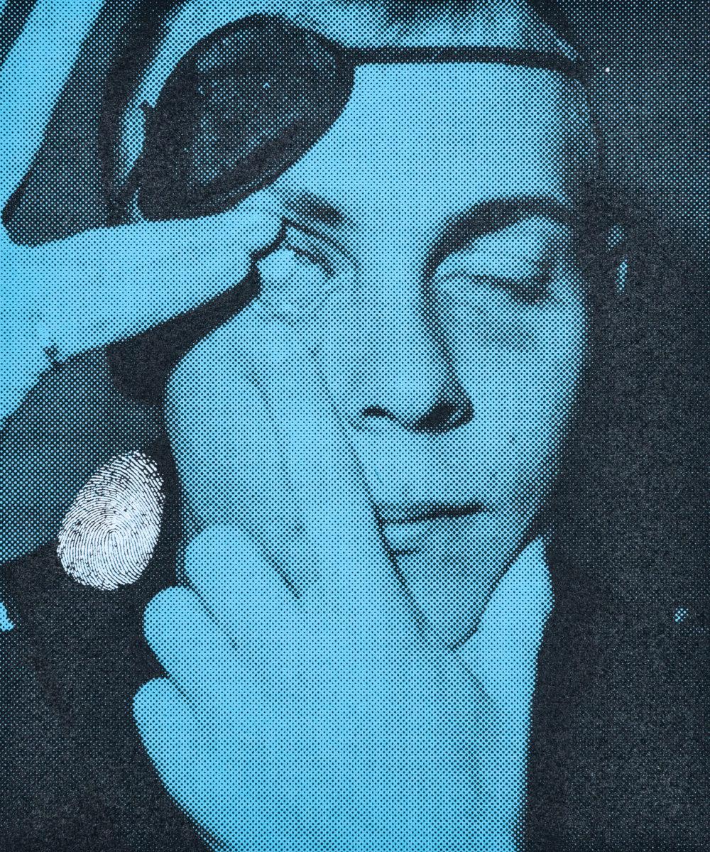 Jim Goldberg, Fingerprint