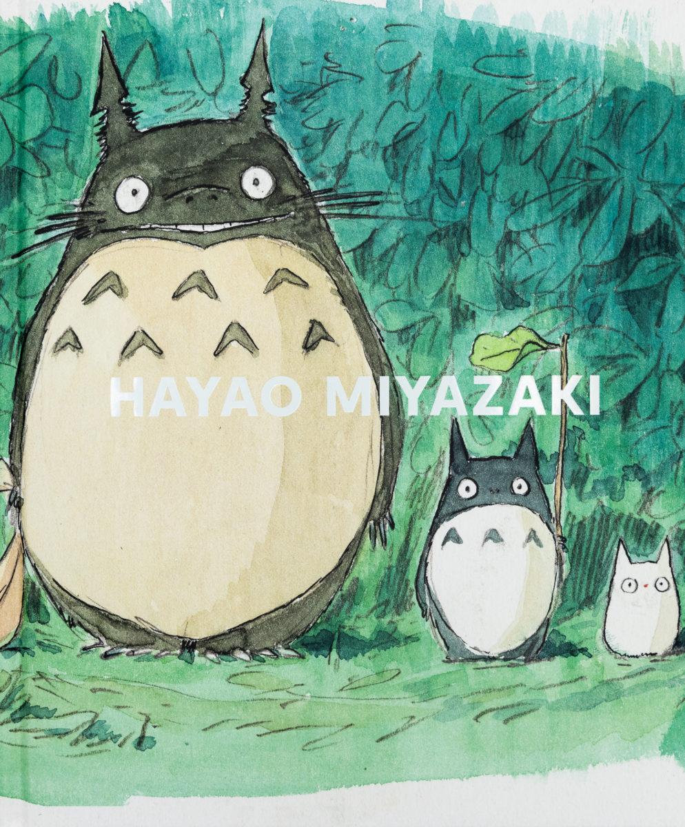 Pete Docter, Hayao Miyazaki