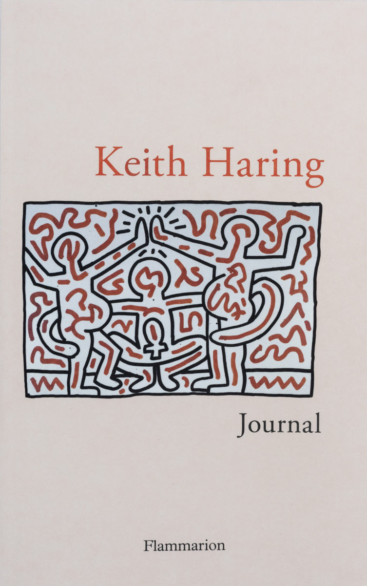 Keith Haring, Journal
