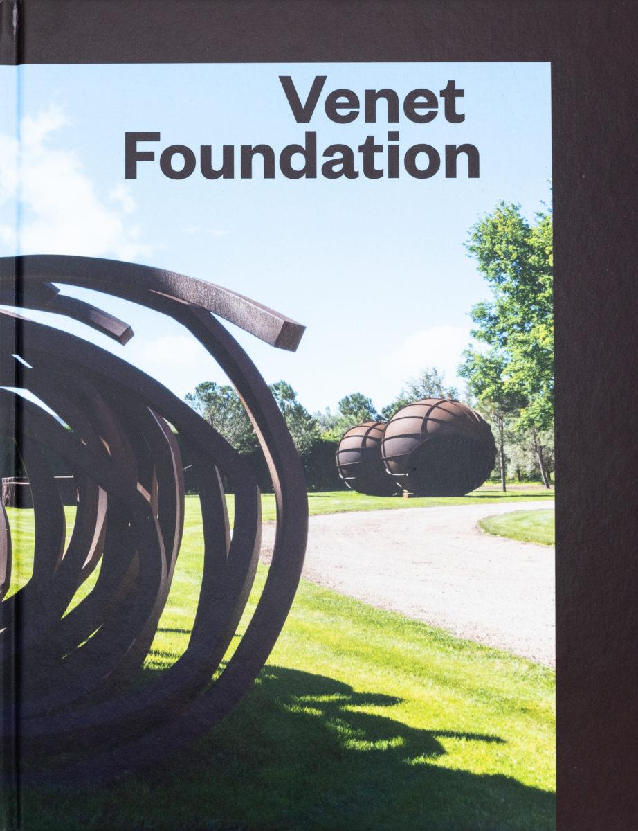 Bernar Venet, Venet Foundation