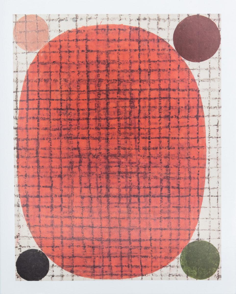 Sabine Finkenauer, La Funambule sur le fil d'une tendre géométrie