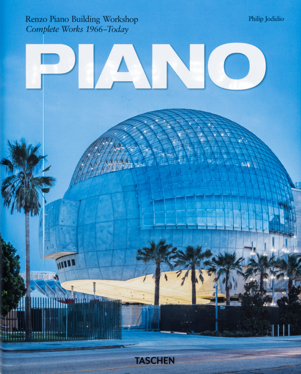 Philip Jodido, Piano - Building Workshop Complete Works 1966 - Today