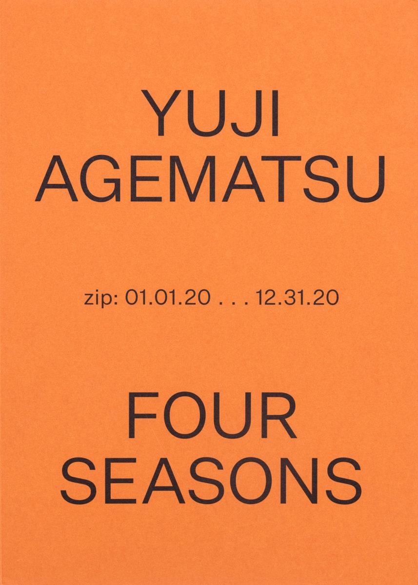 Yuji Agematsu, Four Seasons