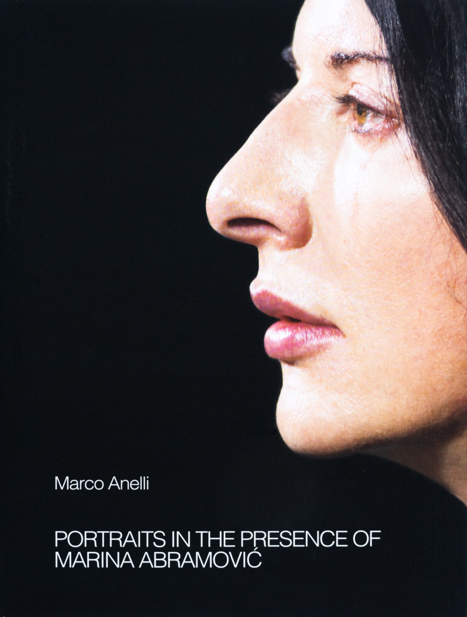 Marco Anelli, Portraits in the Presence of Marina Abramović