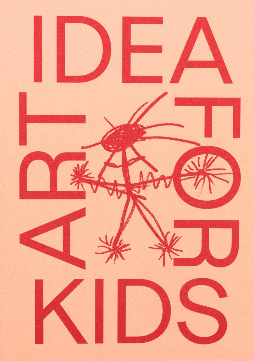Mark A. Rodriguez, Lola Kramer, Manny Lopez, Zolo Zine #01 : Idea Art for Kids