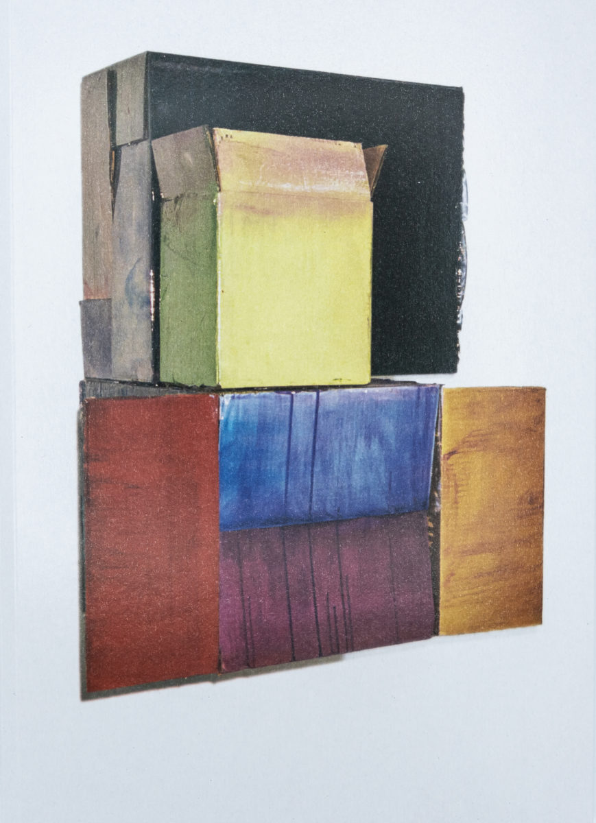 Machteld Rullens, Andrew Berardini, Full of emptiness