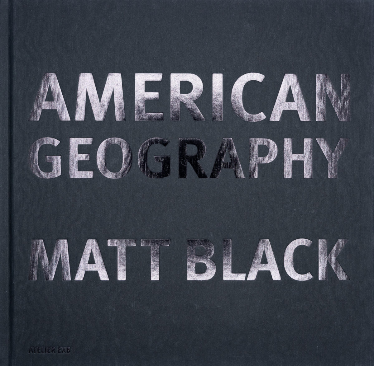Matt Black, American Geography