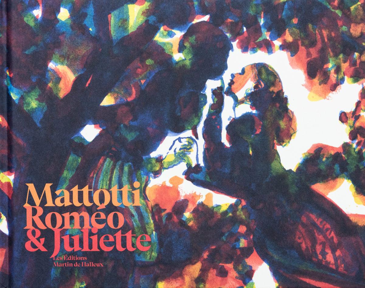 Lorenzo Mattotti, Romeo et Juliette
